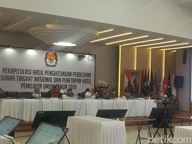 Rekapitulasi Pileg di KL Rampung, Davin Kirana Raup Suara Terbanyak