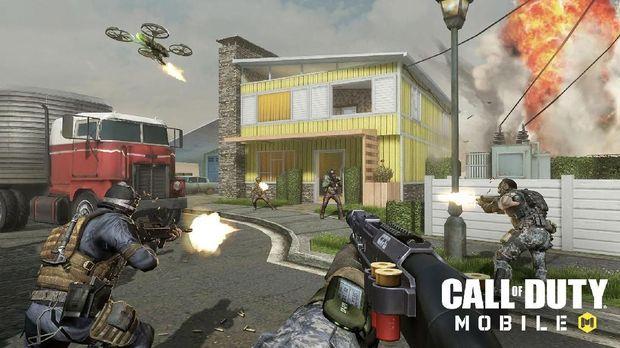 Sepekan Dirilis, Call of Duty: Mobile Tembus 35 Juta Kali Download