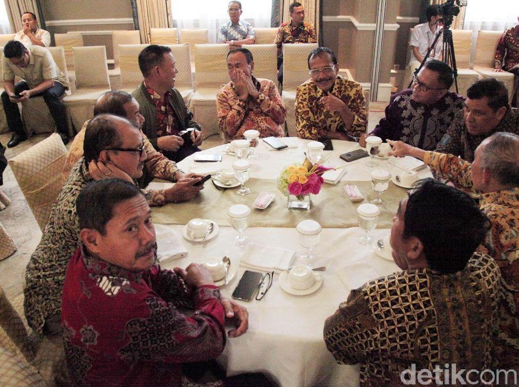 108 Purnawirawan Pro-Prabowo Akan Ikut Aksi 22 Mei