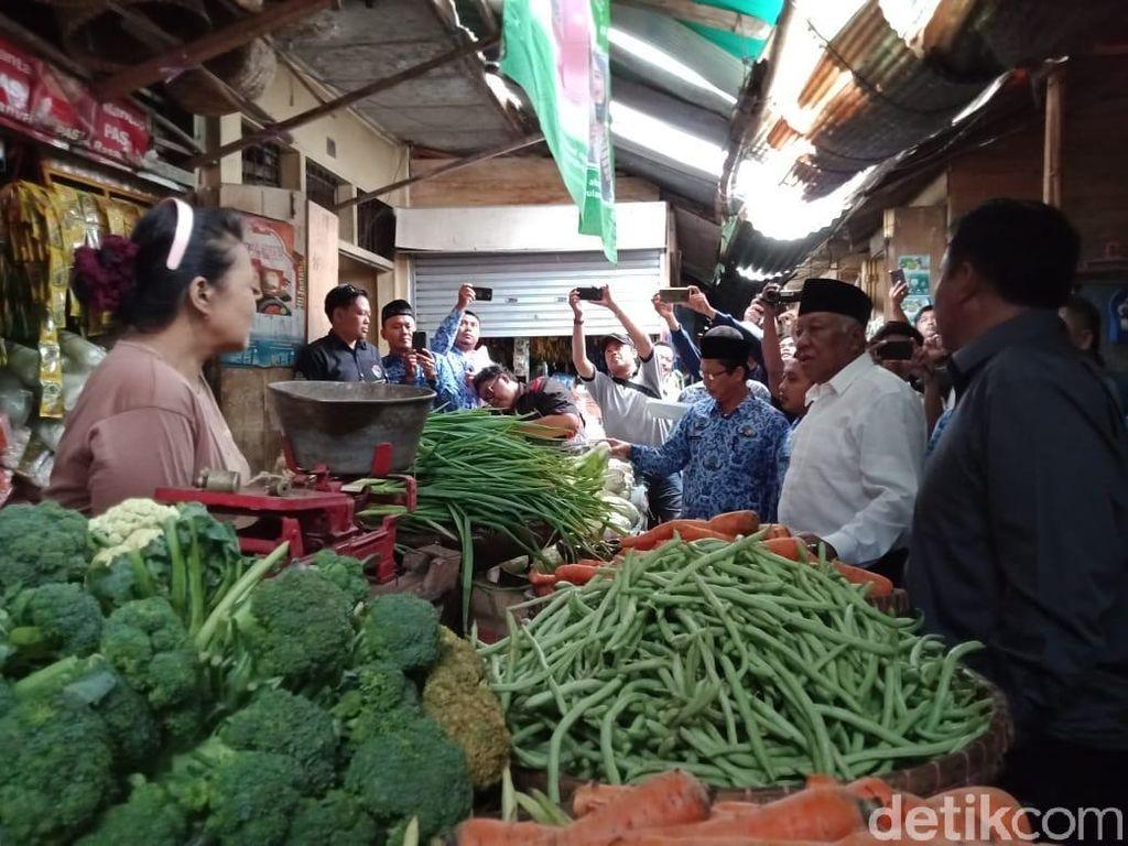 Sembako Stabil, Harga Buah-Buahan Melonjak di Pangandaran