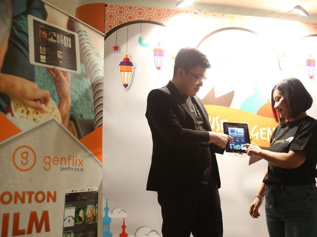 Layanan Portal dan Aplikasi Streaming Kreasi Anak Bangsa