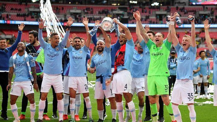 Manchester City dituntut untuk segera juara Liga Champions (REUTERS/Toby Melville)