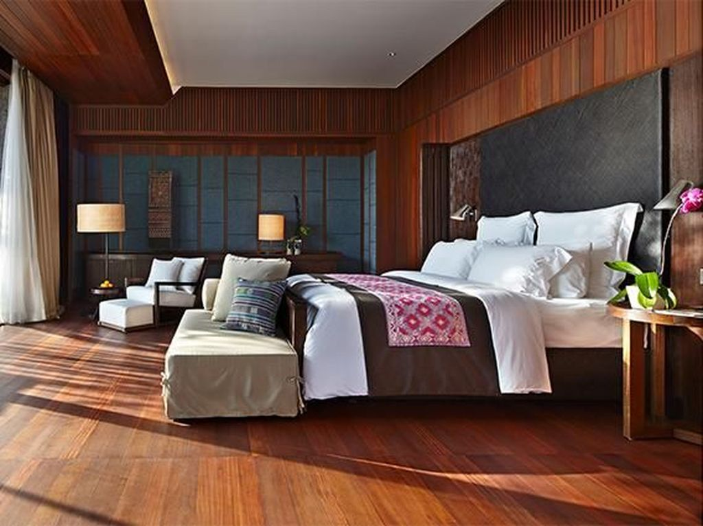 Foto Kamar Hotel Bali yang Masuk Jajaran Prestisius Tahun Ini