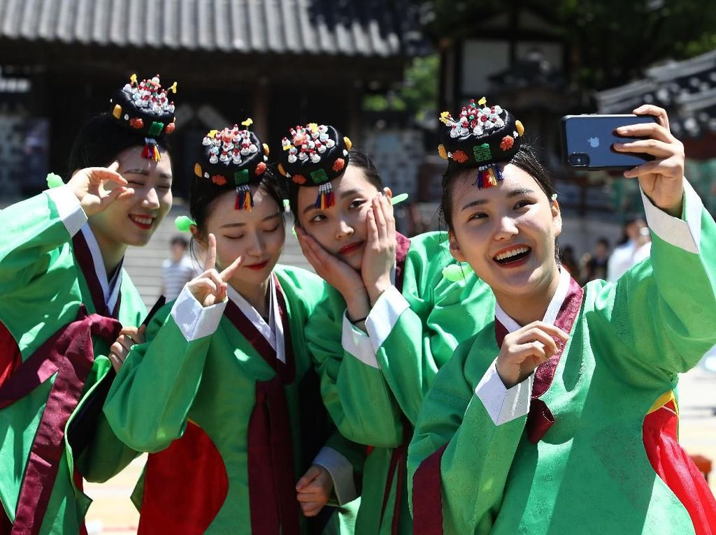 Intip Serunya Perayaan Coming of Age Day di Korea Selatan