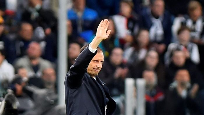Massimiliano Allegri mengaku tidak mendapatkan tawaran usai berpisah dengan Juventus. (Foto: Reuters)