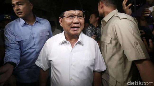 Prabowo Segera Kembali dari Austria, Atur Jadwal Bertemu SBY
