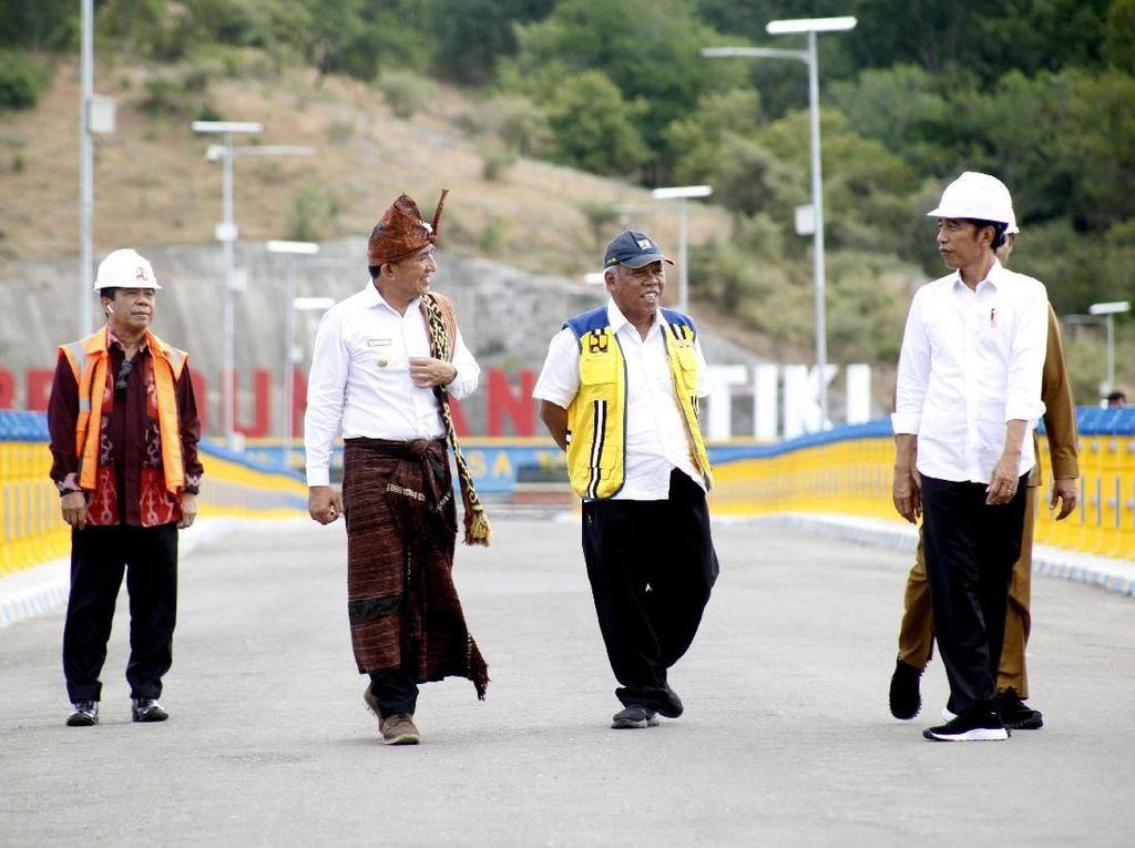 Basuki Ungkap Alasan Jokowi Marah-marah Soal Belanja Pemerintah