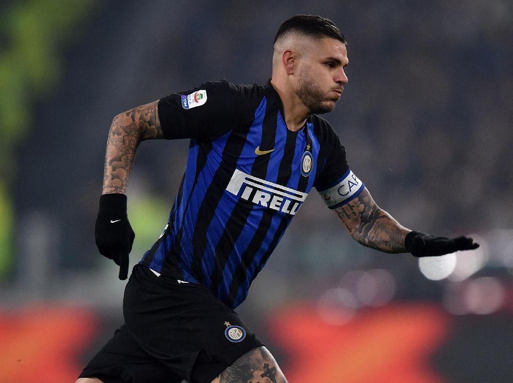 Icardi Tidak Inginkan Juventus