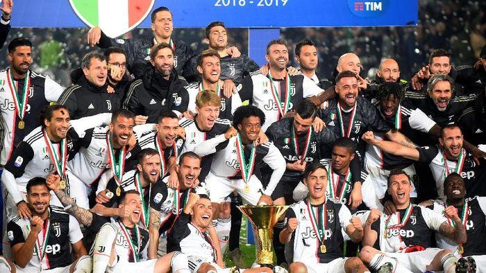 Pergerakan transfer Juventus bak sulap. (Foto: REUTERS/Massimo Pinca)