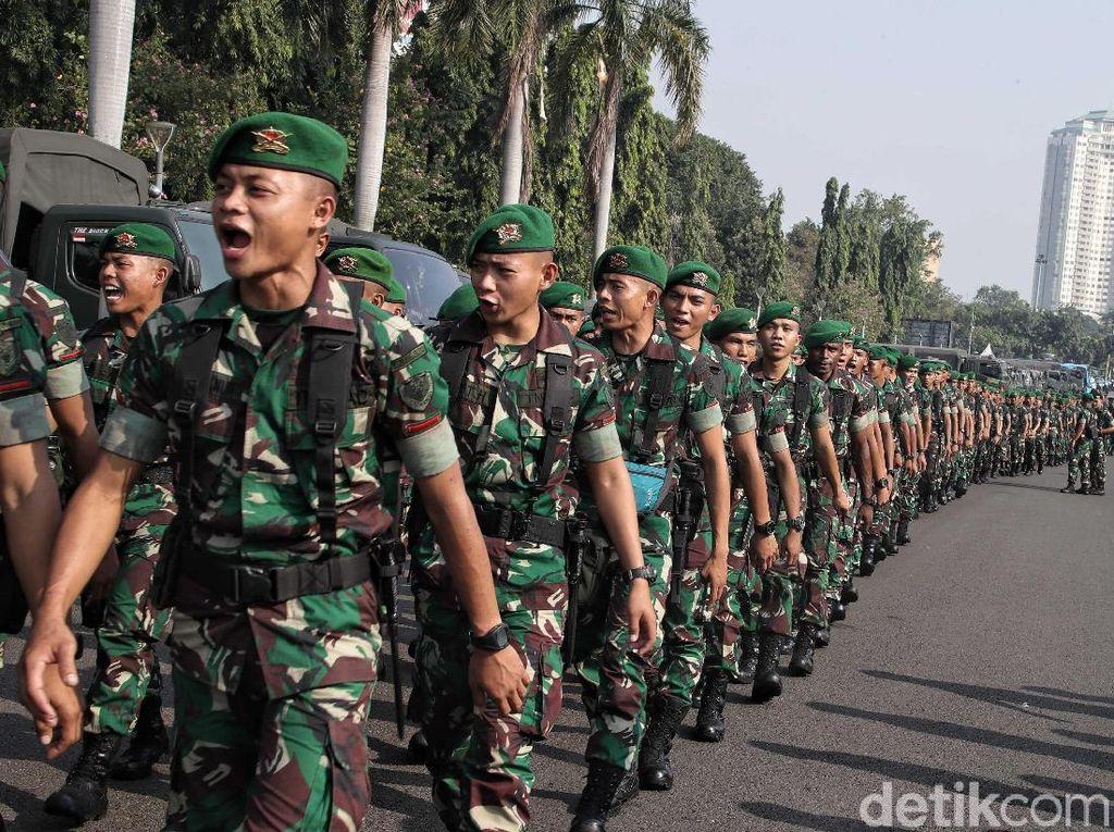 MenPAN-KSP Luruskan Isu soal Perpres Fungsional TNI
