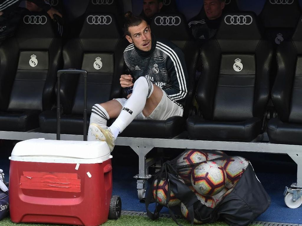 Bayern Munich Tertarik Pinjam Gareth Bale