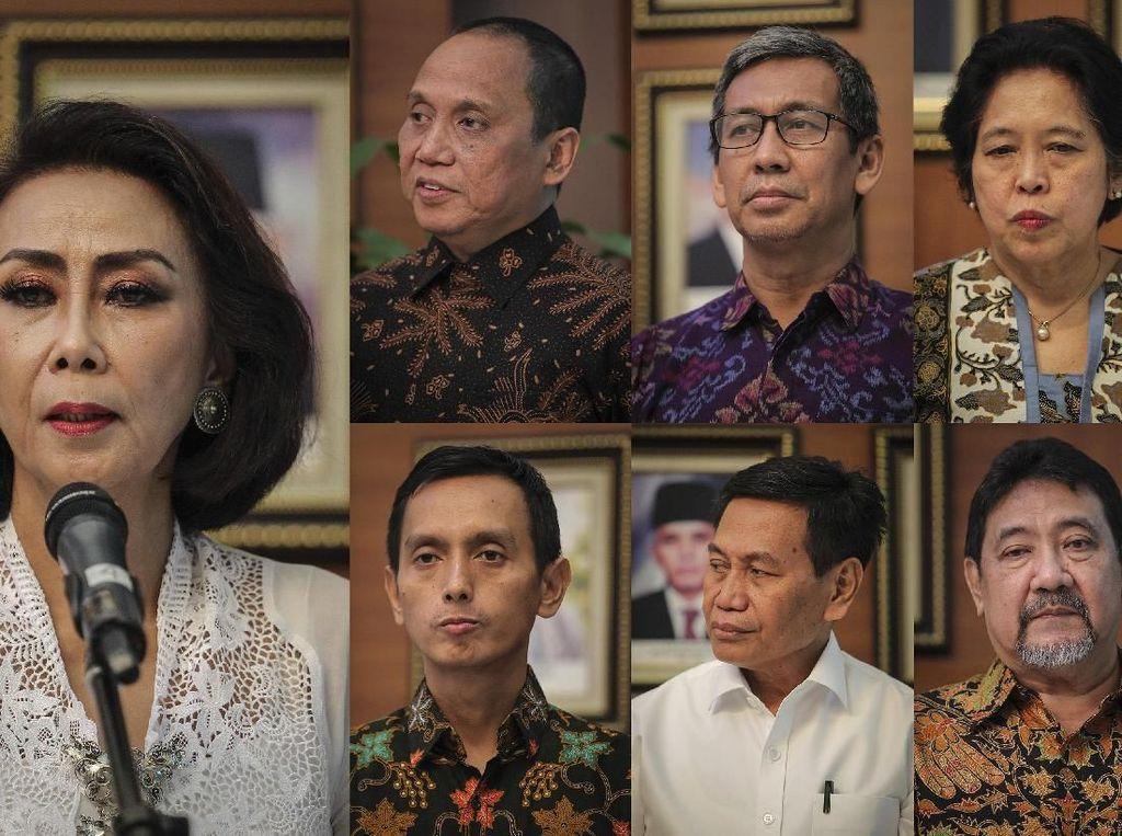 Ketua Pansel: Pimpinan KPK Minimal 40 Tahun, Maksimal 65 Tahun