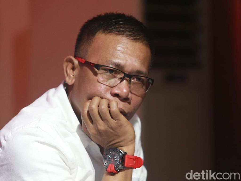 Masinton Tepis Penyuap Wahyu Setiawan Pengurus Situation Room PDIP