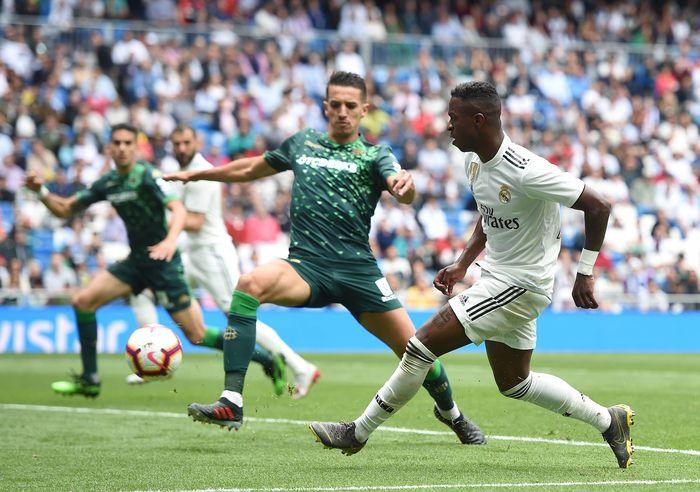 El Real menutup musim 2018/2019 dengan kekalahan di kandang. Denis Doyle/Getty Images.