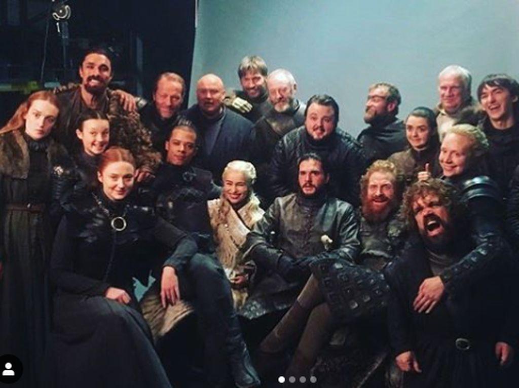 Prekuel Game of Thrones Diperkirakan Tayang 2022