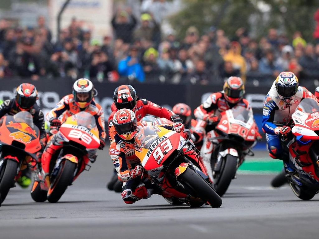 Masa Depan MotoGP: 22 Balapan dalam Semusim