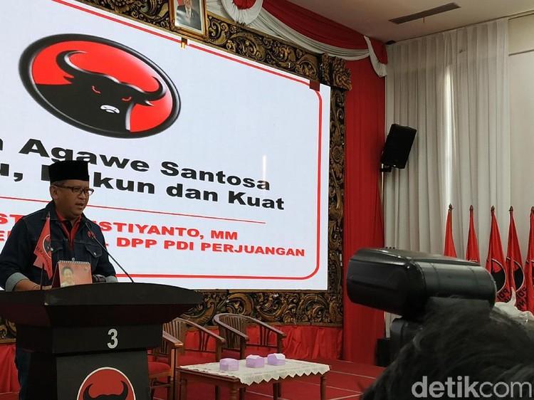 PDIP Sindir Aksi 22 Mei: Ada yang Menghasut agar Ingkari Kedaulatan Rakyat