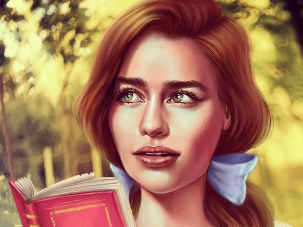 Deretan Seleb Cantik Bertransformasi Jadi Putri Disney