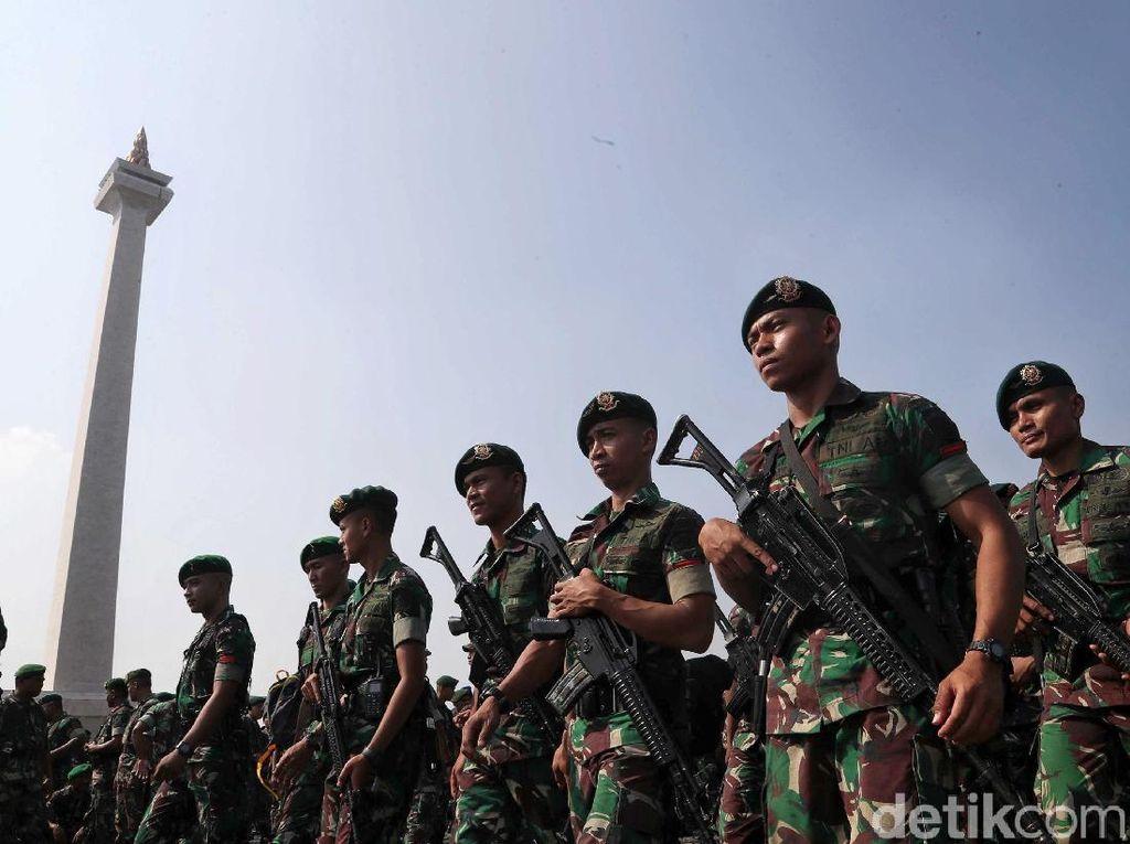 TNI Peringatkan Penyebar Hoax Video WN China Pakai Truk TNI
