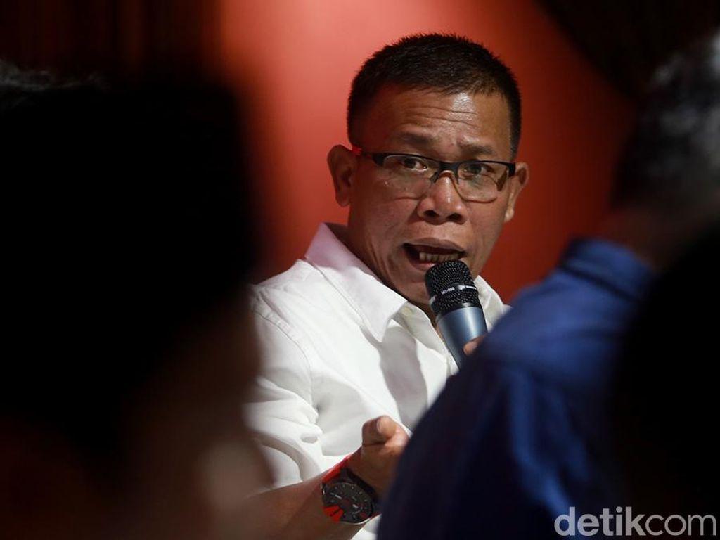 Masinton: Perbaikan UU KPK yang Typo Diserahkan Sebelum 17 Oktober