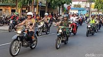 Cara Polisi Kota Kediri Cegah Balapan Liar Motor Saat Ramadhan