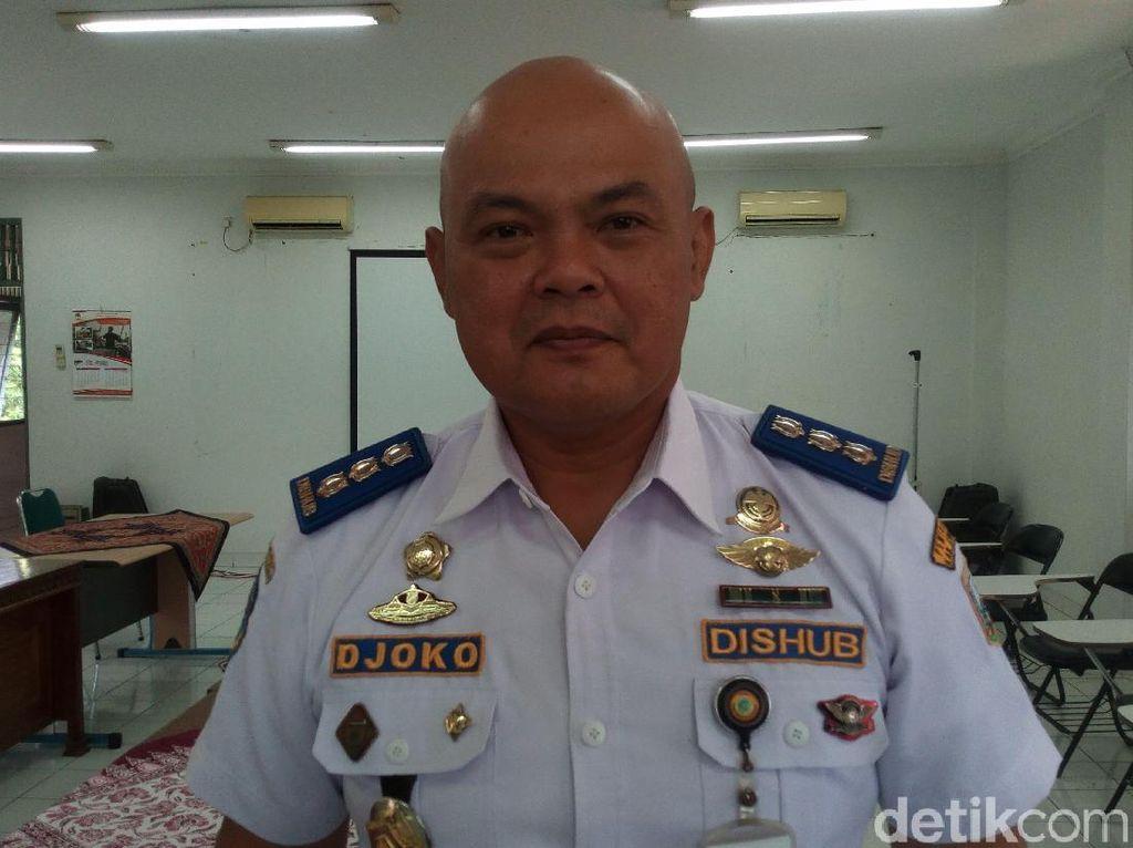 H-7 Lebaran, Posko Siaga Mudik di Exit Tol Semarang Beroperasi