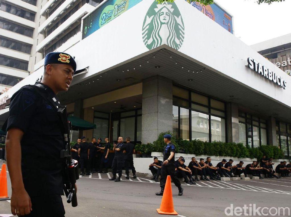 Ada Sidang Sengketa Pilpres di MK, Mal di Jakarta Tambah Pengamanan