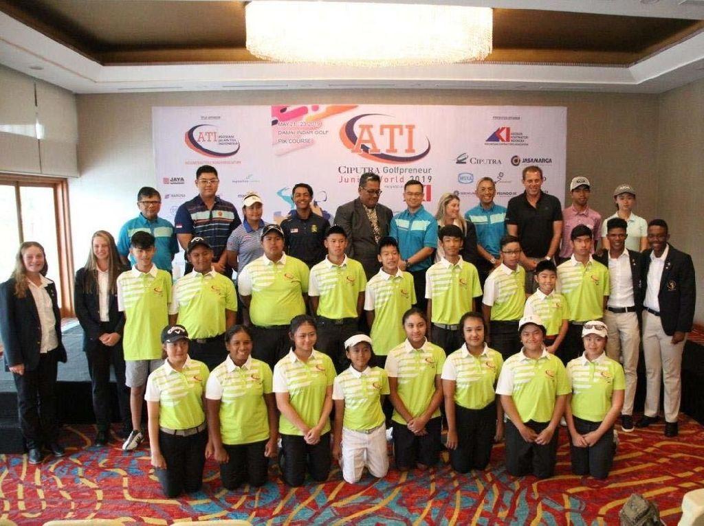 Turnamen Golf untuk Junior