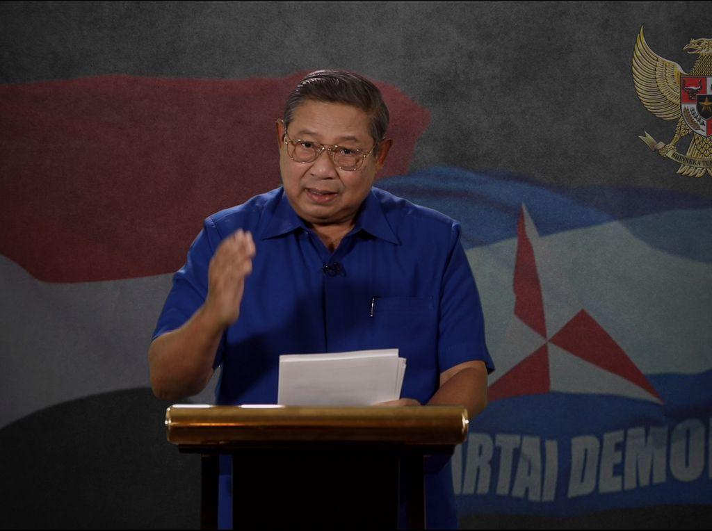 SBY: Selamat Jokowi-Maruf Amin, Saya Dukung Penuh