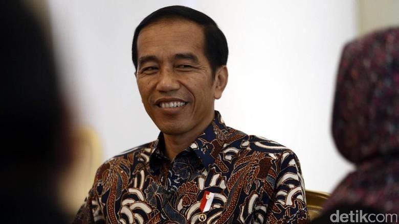 Momen Jokowi Berdendang Sewu Kutho Saat Didi Kempot Manggung