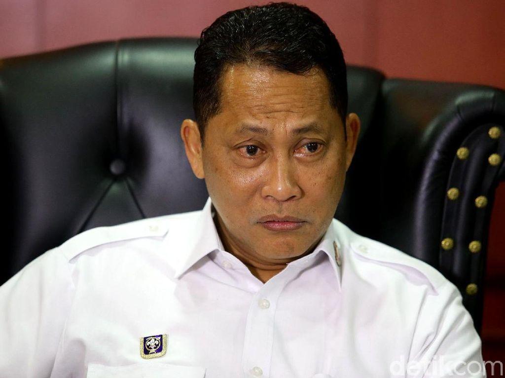 Buwas Minta Sri Mulyani Tambah Tunjangan Beras TNI/Polri