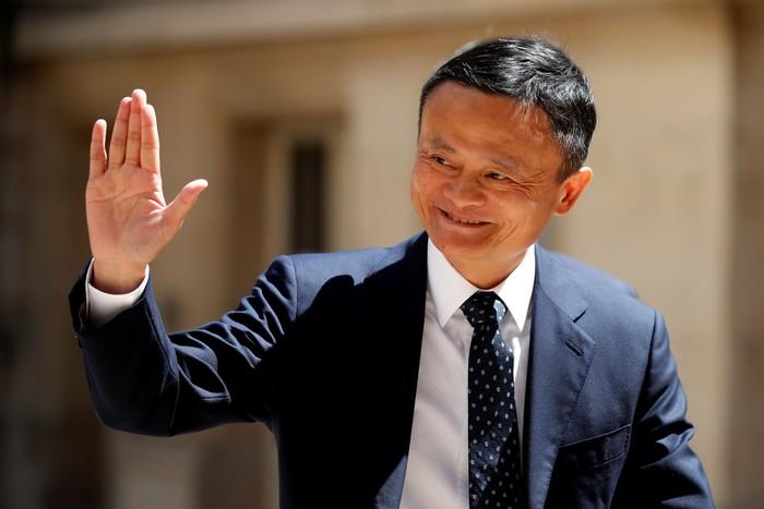 Jack Ma Mengaku Tak Tahu Apa-apa soal Teknologi, Tapi...