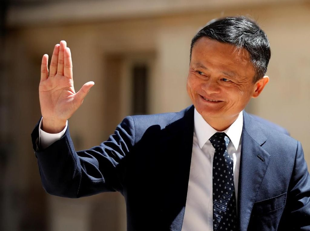 Pensiun dari Alibaba, Jack Ma Mau Jadi Guru?