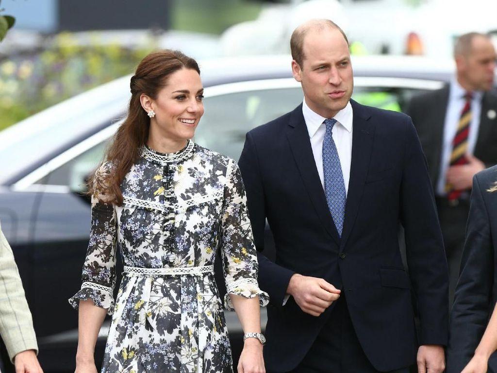 Pangeran Charles Jalani Isolasi, Tugas Kerajaan Dipegang William dan Kate