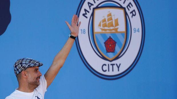 Manchester City juara bertahan Liga Primer Inggris dalam dua musim terakhir.