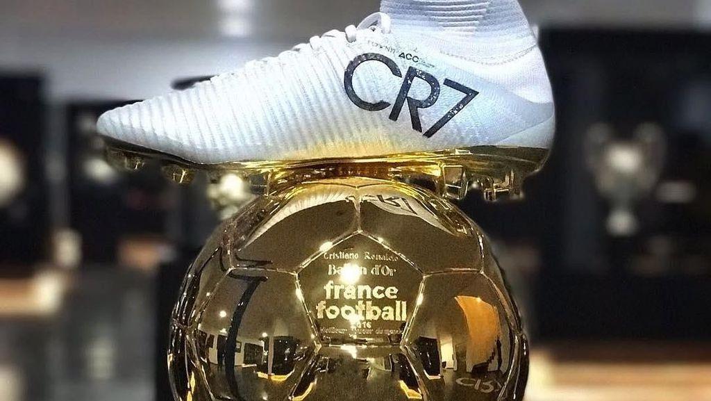 Foto: Mengintip Museum Cristiano Ronaldo