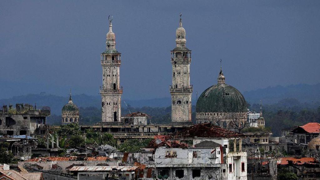 Melihat Kehidupan Muslim Filipina Usai 2 Tahun Konflik Marawi