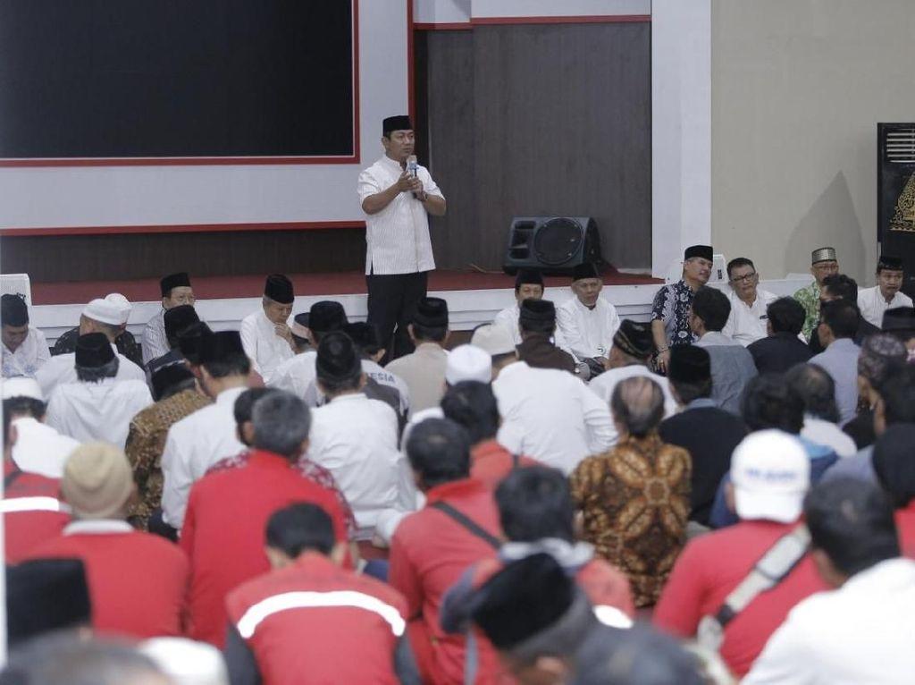 Usai Penetapan KPU, Wali Kota Hendi Kumpulkan Masyarakat Semarang