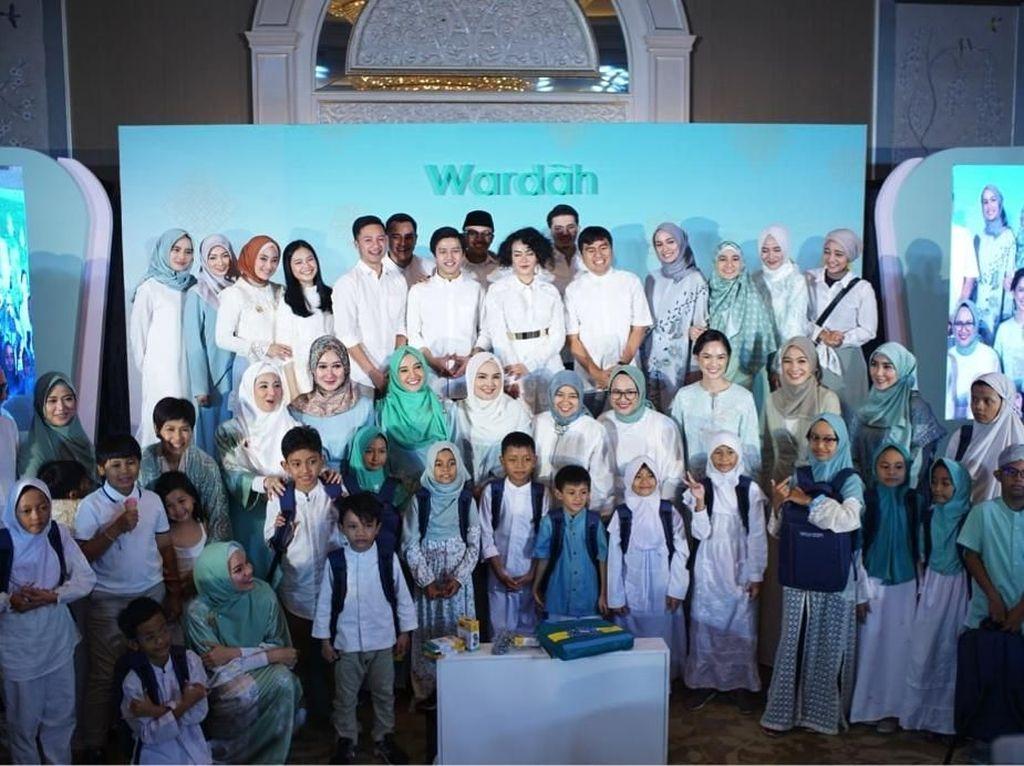 Kampanye #SelaluBersyukur, Wardah Bagi Kebahagiaan dengan Anak Tuli