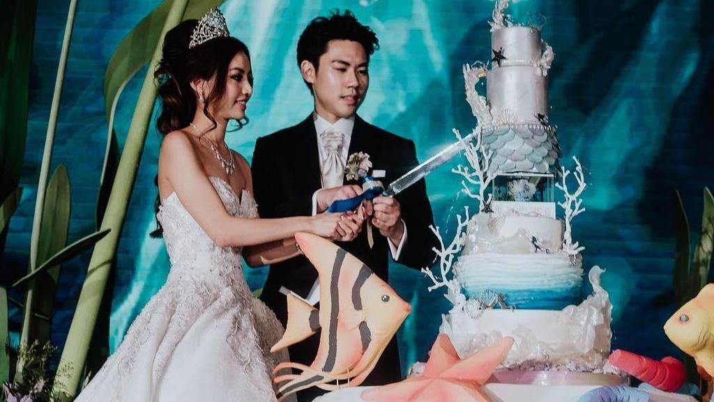 Intip Mewahnya Pernikahan Crazy Rich dari Singapura yang Habiskan Rp 14 M