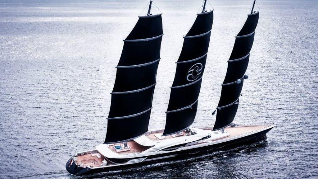 Kapal-kapal Pesiar dan Yacht Terbaik di 2019
