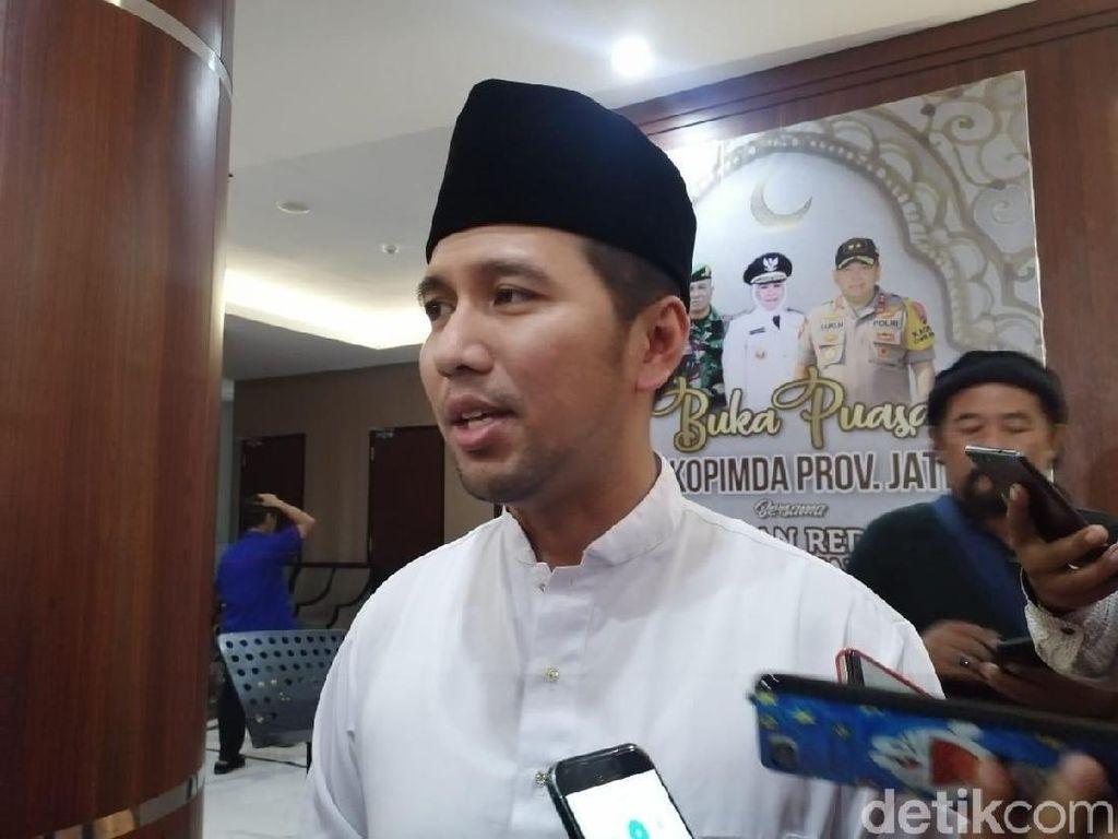 Beri Selamat pada Jokowi, Emil Dardak: Saatnya Presiden Bangun SDM
