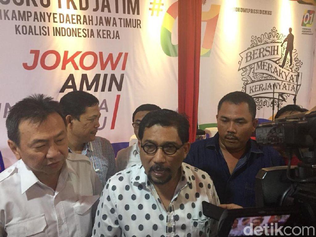 KPU Tetapkan Jokowi Menang, TKD Jatim: Semua Harus Legowo dan Beri Teladan