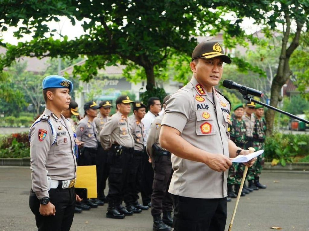 Cegah Perampokan, Toko Emas di Tangerang Diimbau Pasang Teralis