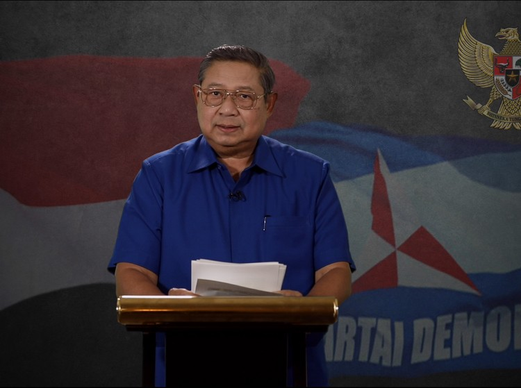 Pidato Lengkap SBY soal Pemilu: Lega dengan KPU, Jokowi, dan Prabowo