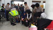 Penumpang KA di Malang Dirazia Antisipasi 22 Mei