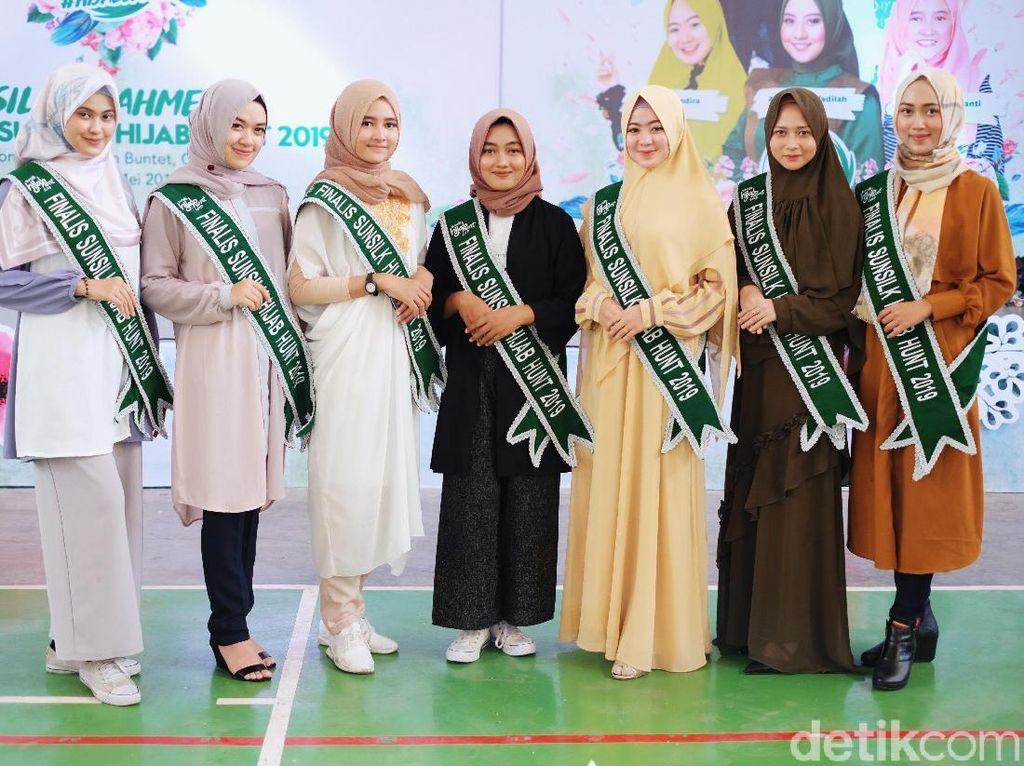 Finalis Sunsilk Hijab Hunt 2019 Pamer Bakat di Pesantren Buntet Cirebon