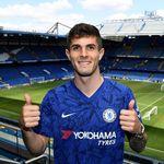 Pulisic Datang, Chelsea Siap Ditinggal Hazard?