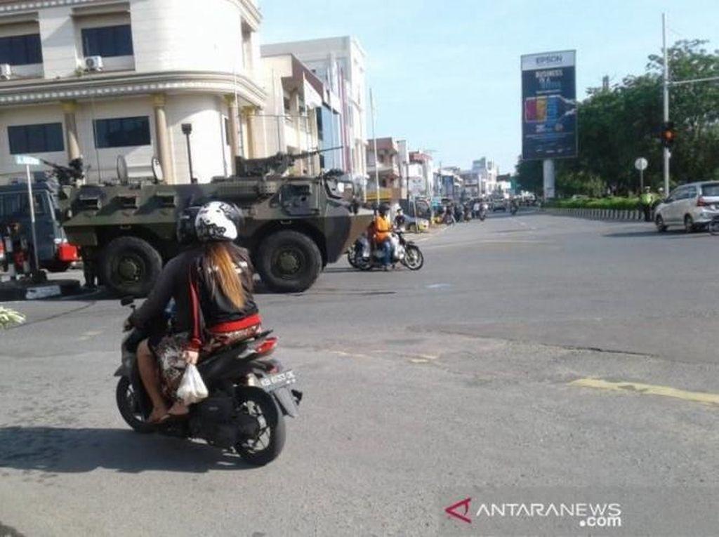 Wali Kota dan Ketua Adat Melayu Minta Massa di Pontianak Tak Rusuh