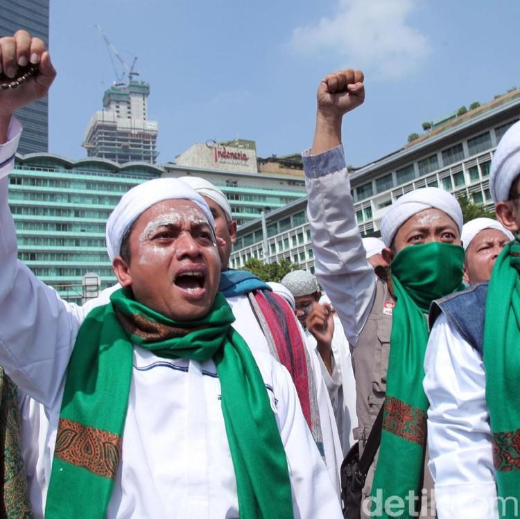 Performativitas Warga Negara dalam Aksi Protes Hasil Pemilu